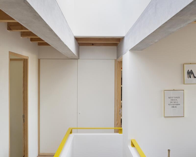 Couloir chambre 2