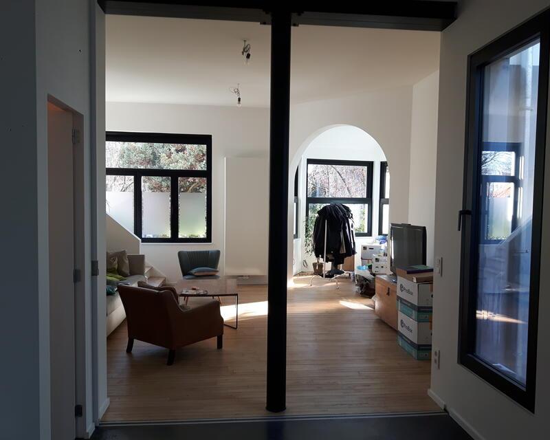 boudoir d'entrée