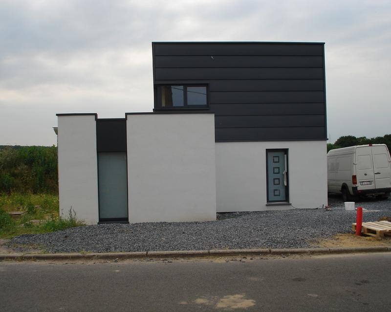 Maison passive massive havr le week end maisons for Architecte maison passive