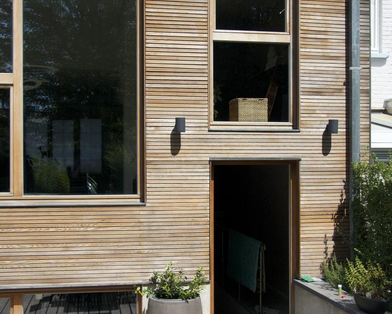 R Novation Et Extension D 39 Une Habitation Bel Tage En