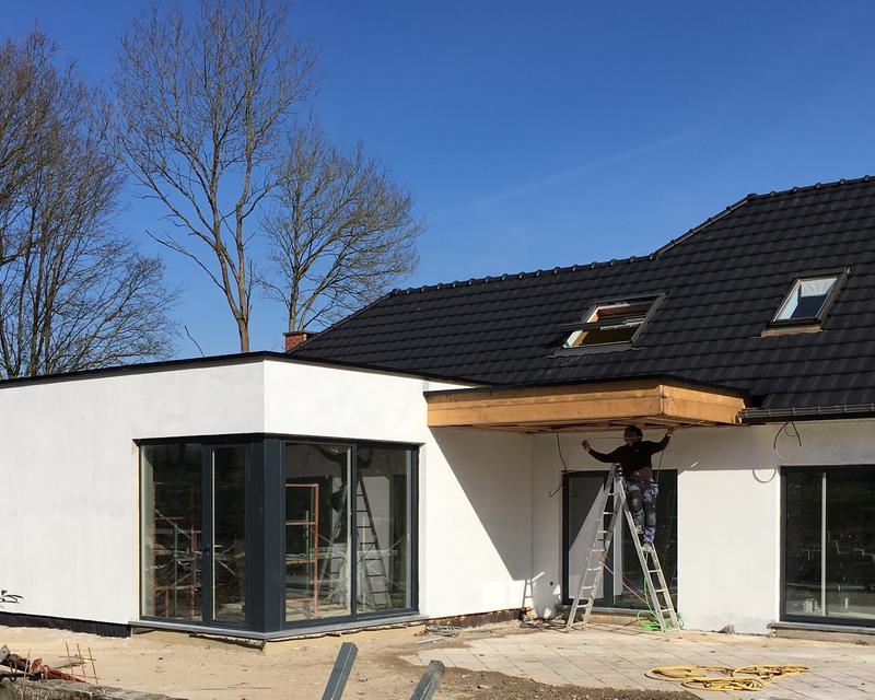 extension r novation maison piscine int rieure le. Black Bedroom Furniture Sets. Home Design Ideas