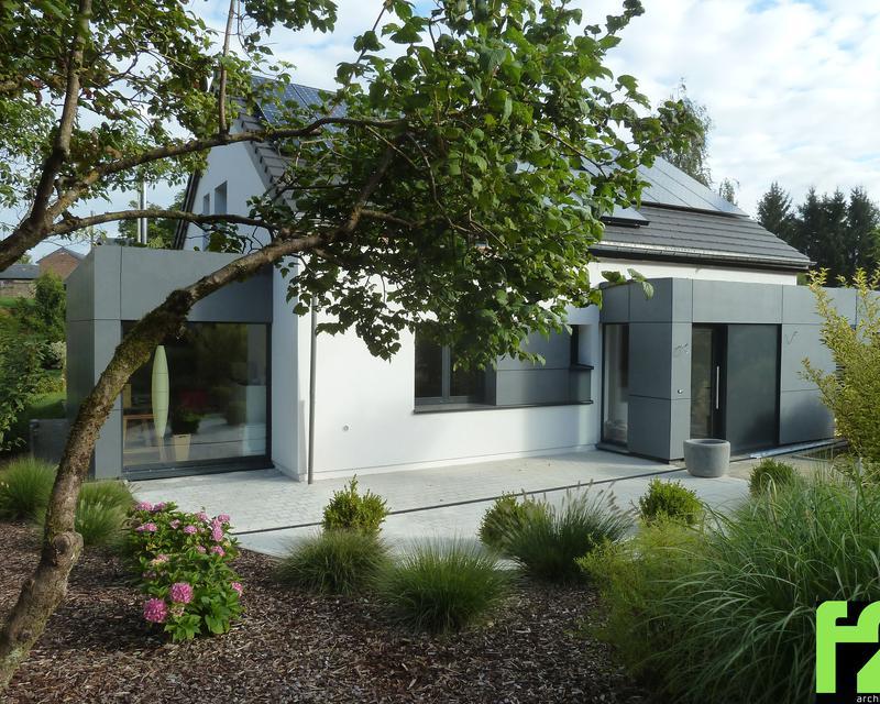 transformation et r novation d 39 une habitation le week end maisons architectes. Black Bedroom Furniture Sets. Home Design Ideas