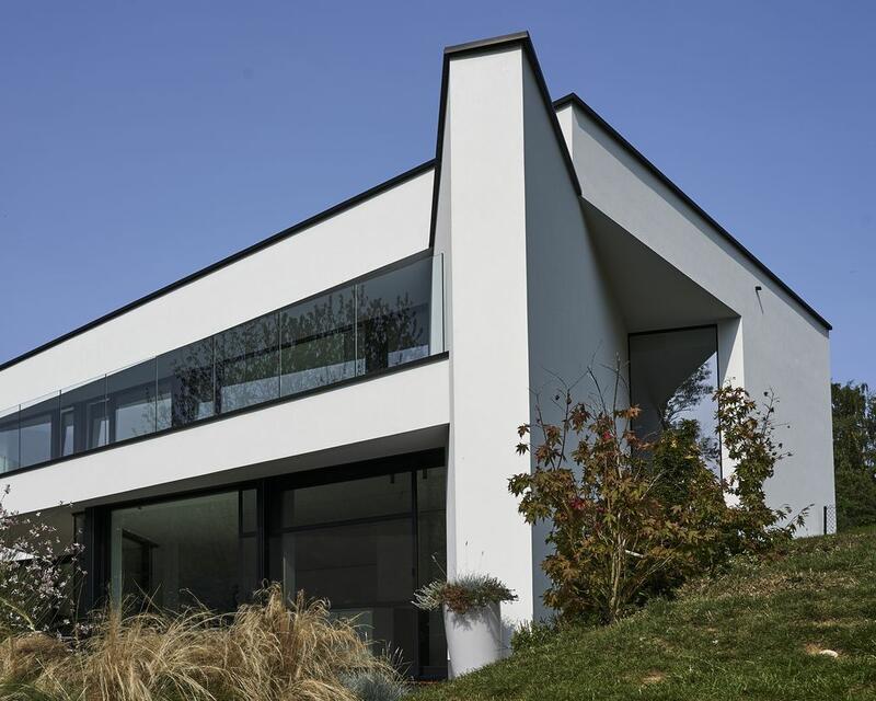 façade latérale